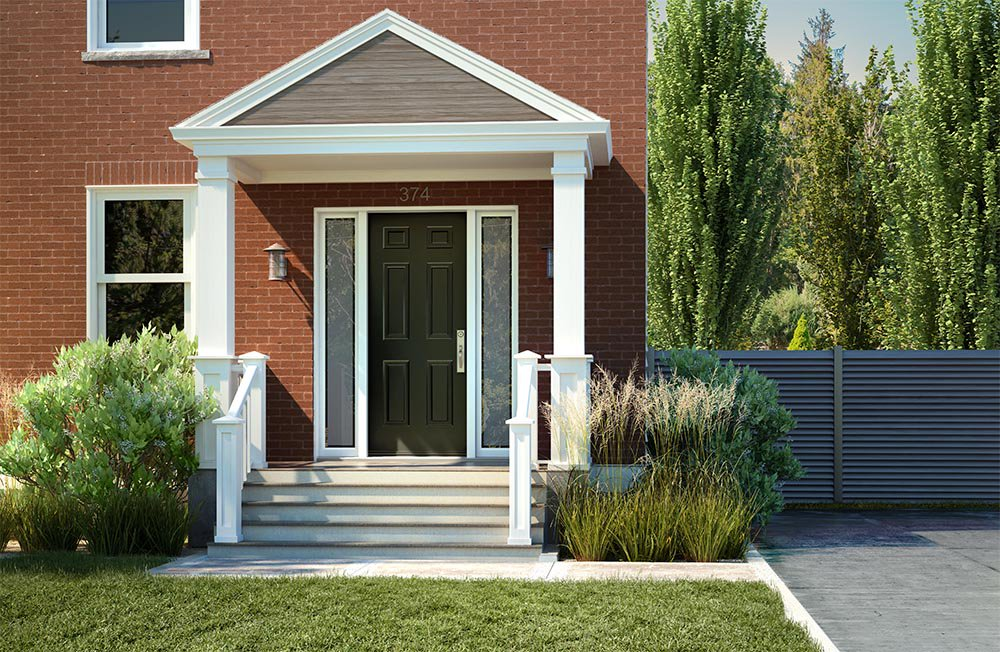 What You Need to Know Before Choosing An Entry Door